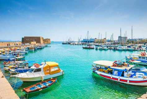 Heraklion – Greece