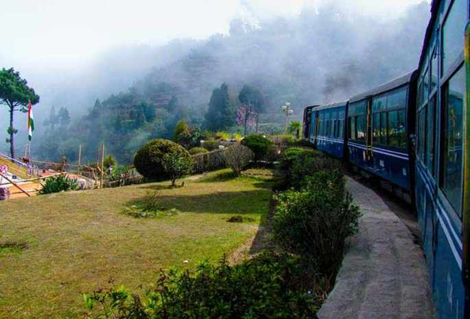 Mountain Railways of India