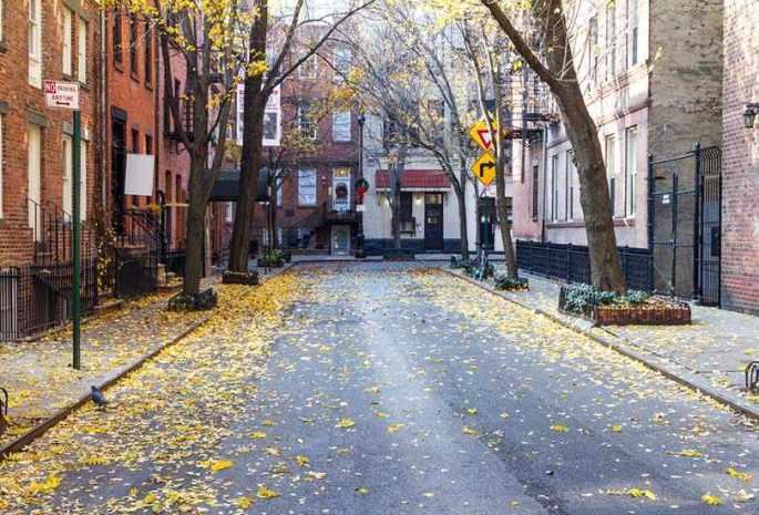 Walk around the Greenwich Village