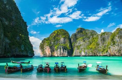 PHI PHI ISLANDS GÇô THAILAND