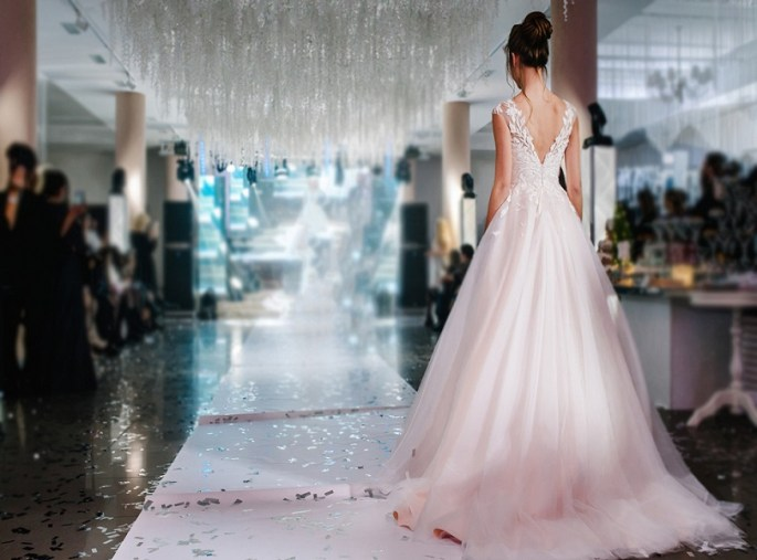 THE BRIDE SHOW