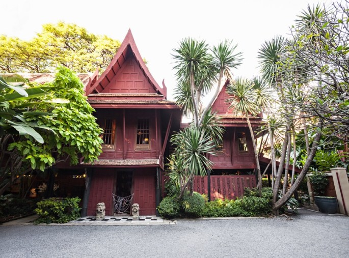 EXPLORE JIM THOMPSON HOUSE MUSEUM