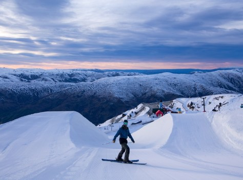 Play Winter Sports at Wanaka