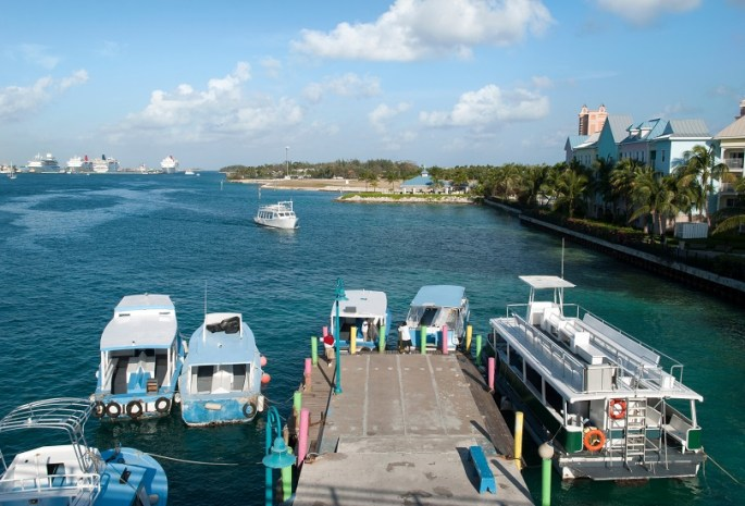 Water Taxi service in Bahamas
