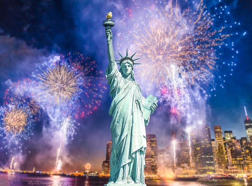 NEW YORK on New Year