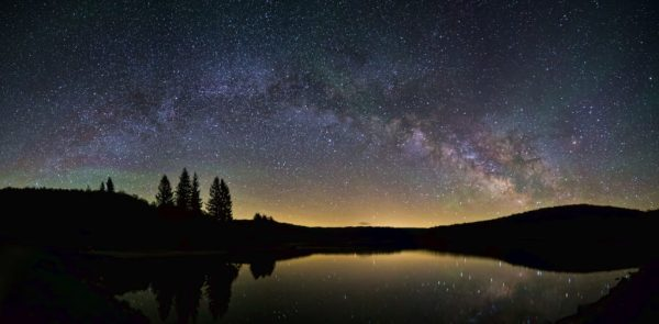 Under the Milky Way what a new map reveals about our