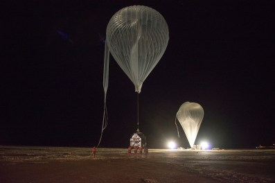CLIMATE and CARMEN payloads launching