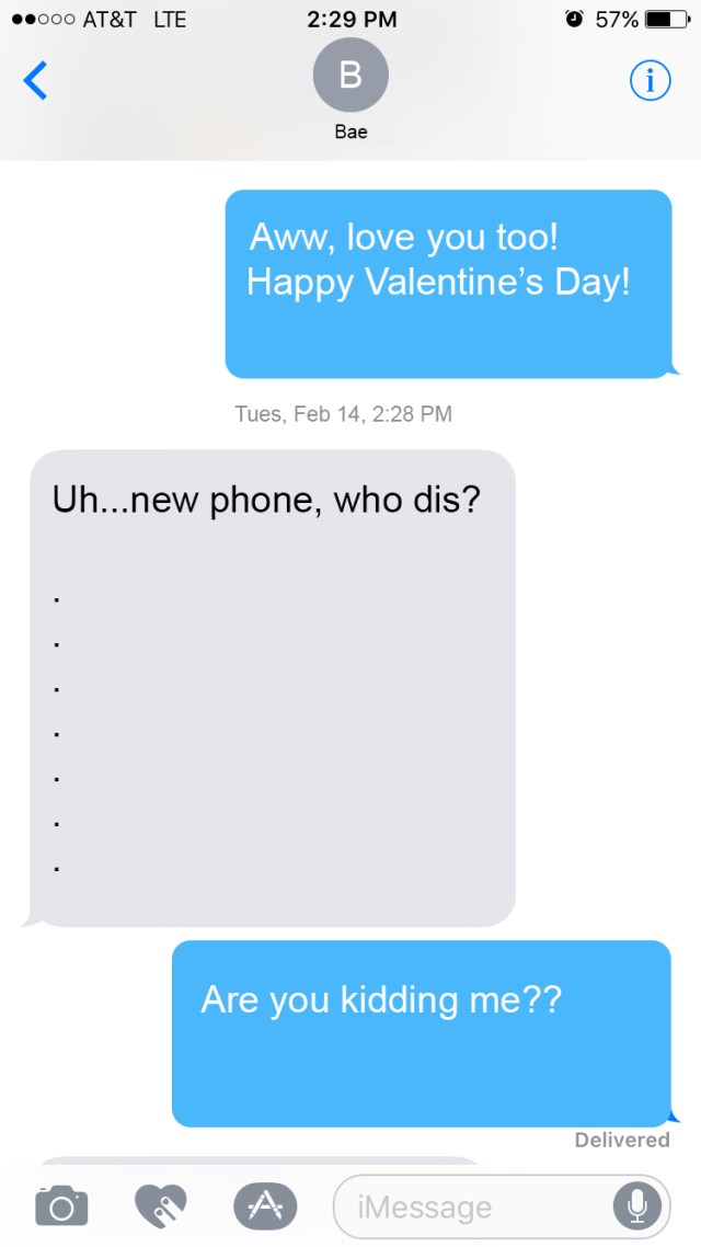 Can You Write the Worst Breakup Text?  CSN Library Services