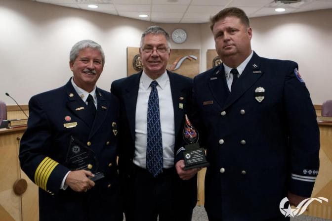 Fire Department Recognitions