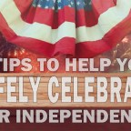 5 tips to help you safely celebrate our independence