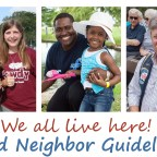 Four easy ways to create neighborhood harmony