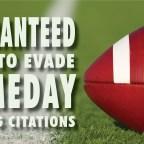 Guaranteed ways to evade gameday parking citations