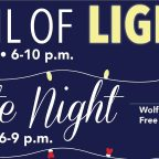 Celebrate love month with Trail of Lights, Date Night