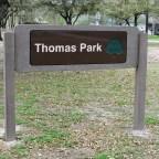 Monday's inaugural community conversation: Thomas Park
