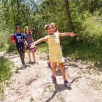 Celebrate your child's B'Earthday at Lick Creek