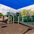 What's the status of pandemic-delayed park projects?