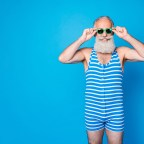 What's considered appropriate attire for city swimming pools?