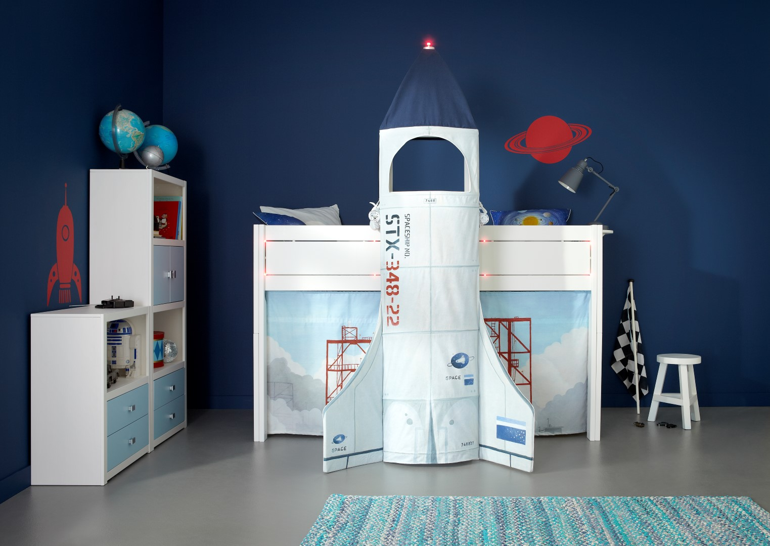 The 10 Best Themes For Kids Bedrooms Cuckooland Blog