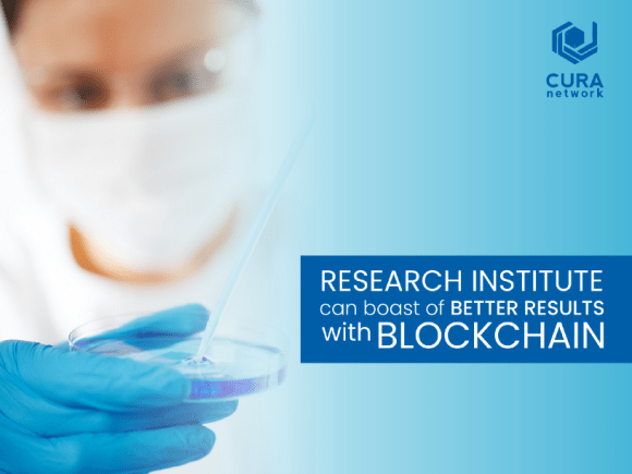 Blockchain in research