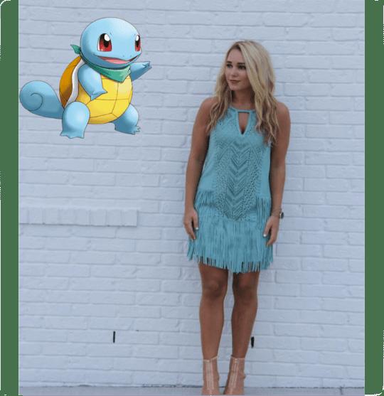 Ally Pokemon