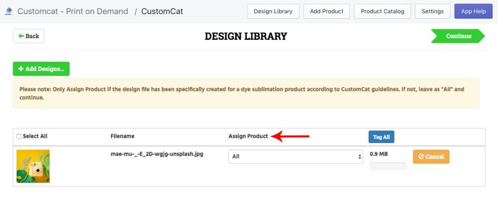Design Library Tutorial