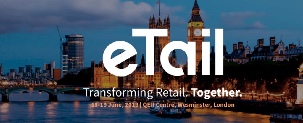 eTail London Conference Advertisement