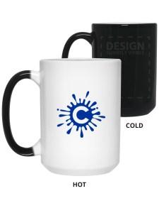 15 oz. color changing mug mockup