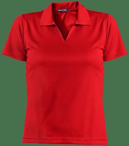 L469 Sport-Tek Ladies' Dri-Mesh Short Sleeve Polo