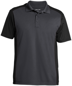 ST652 Sport-Tek Men's Colorblock Sport-Wick Polo