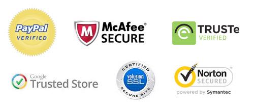 trust security symbols