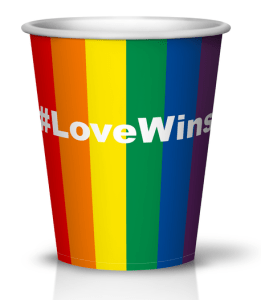 #lovewins marriage equalitycustom print cup printmycup