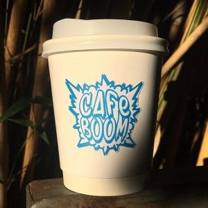 Cafe Boom Coffee Supplies Custom Paper Coffee Cups Image 11 www.custompapercup.com
