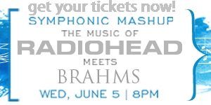 NC Symphony presents Music of Radiohead on June 5