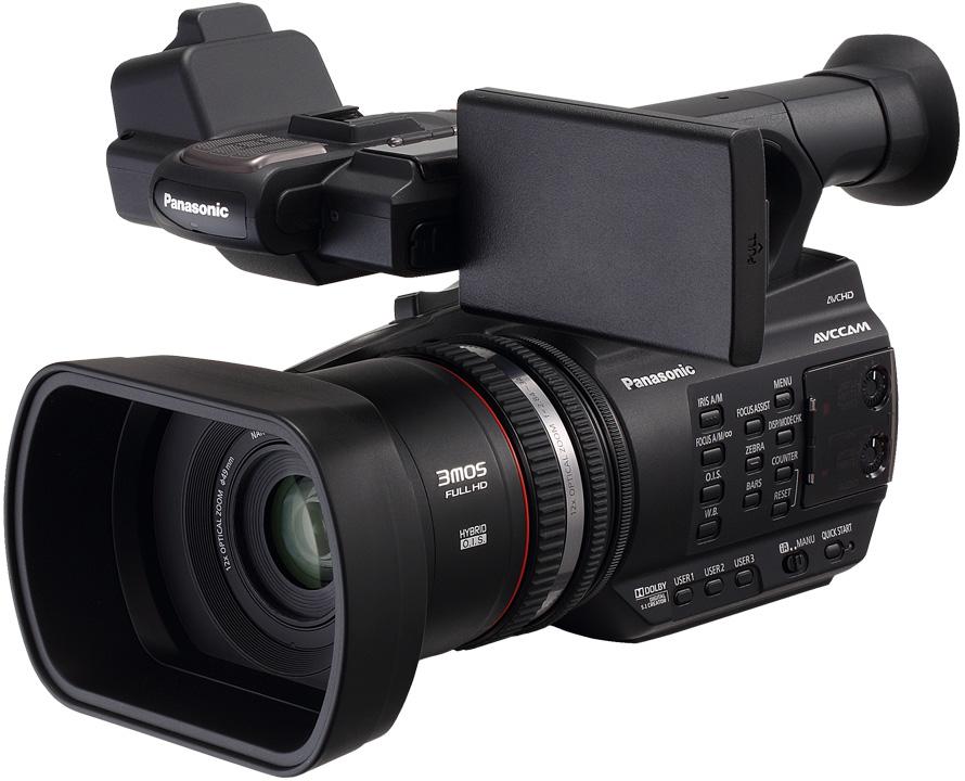 Panasonic AG-AC90 AVCCAM Camcorder