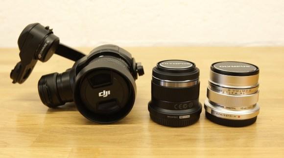 X5 - Lens Options