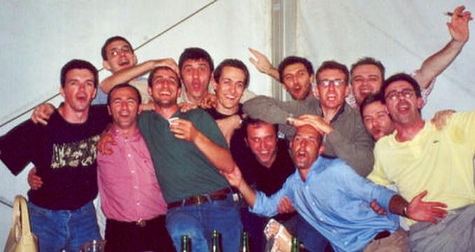 Fête mémorable avec les amis de Livorno Ferraris