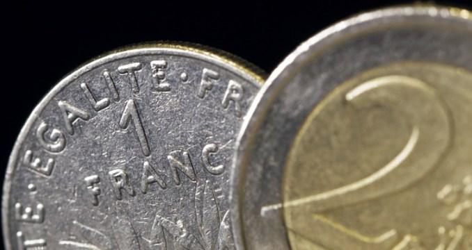 Ah ! Le passage à l'euro...