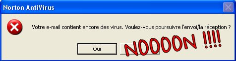 Mail, spam, virus... pfff....