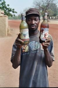 Vive le recyclage des bouteilles de Pastis !