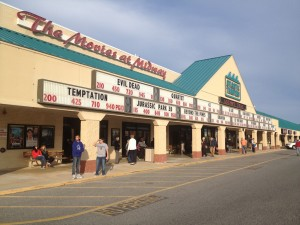 Movies at Midway, Lewes, Delaware