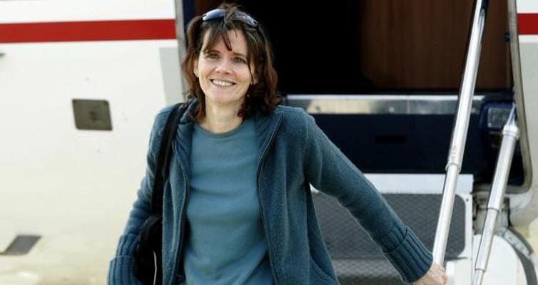 Florence Aubenas, la libération - Radioactiste !