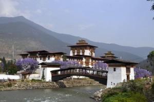 Phunaka, Bhutan