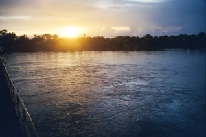 Traversée du fleuve Sénégal au Mali