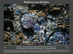 Chaque Français rejette en moyenne 360 kg de déchets par an