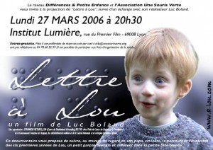 Lettre à Lou, le film