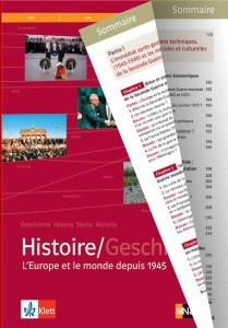 Un manuel d'histoire franco-allemand