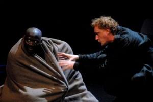 Othello et Iago à La Criée