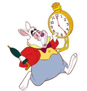 En r'tard, en r'tard, je suis en retard !
