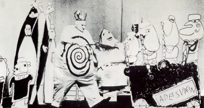 Ubu roi au théâtre, 1965