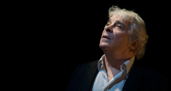 Jacques Weber, seul en scène